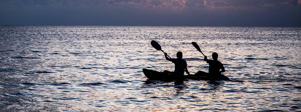 kayak hire st micheals mount